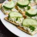 Gezonde Peterselie Feta Spread, Sandwich Spread