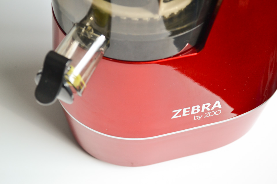 Review Byzoo Slowjuicer Zebra, Slowjuice
