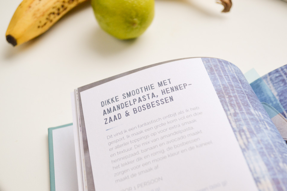 Sneak Preview uit het boek Smoothies & Juices Deliciously Ella