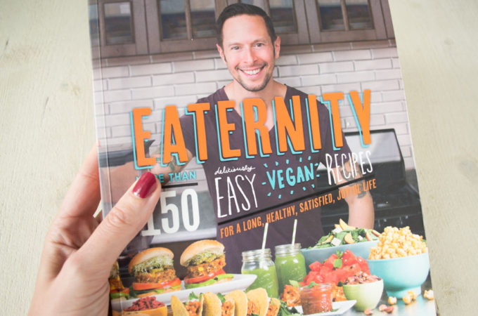 Review: Eaternity, leuk vegan kookboek!