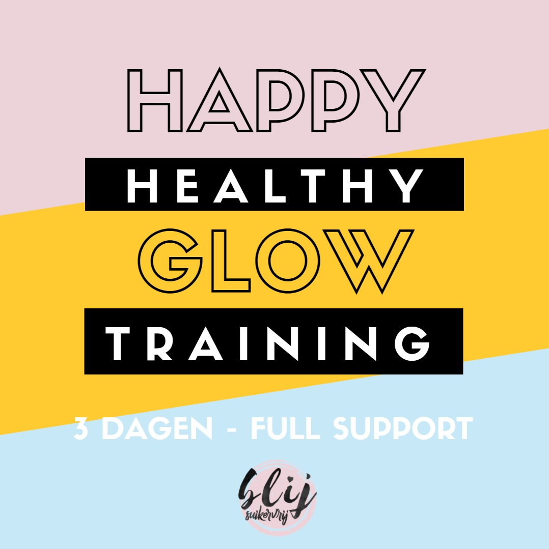 happy healthy glow training